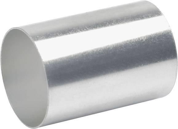 100 Stoßverbinder unisoliert 10-16 mm² Kabel Litze Leitung Quetsch Verbinder