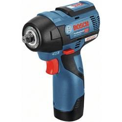 Aku rázový skrutkovač a uťahovák Bosch Professional 06019E0103, 12 V, Li-Ion akumulátor