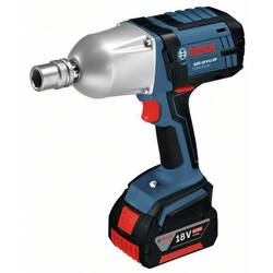 Aku rázový skrutkovač a uťahovák Bosch Professional 06019B130A, 18 V, Li-Ion akumulátor