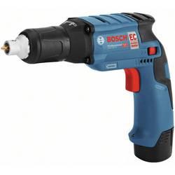 Aku skrutkovač do sadrokartónu Bosch Professional 06019E4004, 12 V, Li-Ion akumulátor