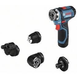 Aku vŕtací skrutkovač Bosch Professional 06019H3000, 12 V, Li-Ion akumulátor