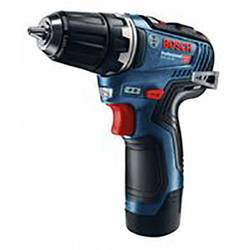 Aku vŕtací skrutkovač Bosch Professional 06019H8002, 12 V, Li-Ion akumulátor