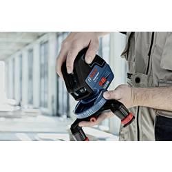 Krížová vodováha laserová Bosch Professional Dosah (max.): 10 m, Kalibrované podľa: bez certifikátu