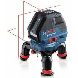 Krížová vodováha laserová Bosch Professional dosah (max.): 10 m, kalibrácia podľa: bez certifikátu