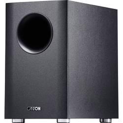 Hi-Fi subwoofer Canton AS 2020 SC, 100 W, čierna