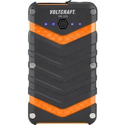 Powerbanka VOLTCRAFT PB, Li-Ion akumulátor, 20100 mAh, čierna, oranžová
