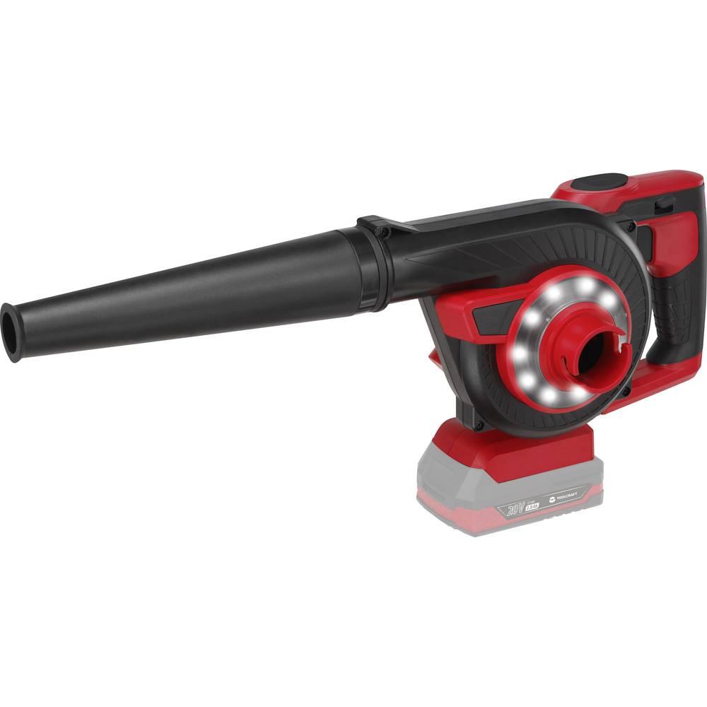 toolcraft LLB-100 Serie TAWB-200 Bladblazer Accu Zonder accu 20 V/DC