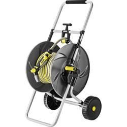 Navíjací vozík pre záhradnú hadicu Kärcher HT 80 M / KIT 2.645-043.0, 1/2 palca, 20 m, žltá, sivá