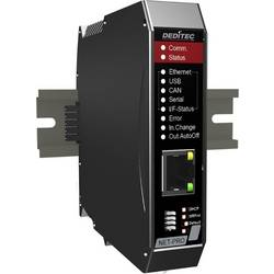 Multifunkčný modul CAN dátová zbernica , USB, Ethernet, RS-232, RS-485 Deditec NET-CPU-PRO-CS, 7 V, 24 V