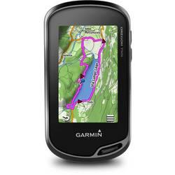 Outdoorová navigácia kolo, geocaching, turistika, čln Garmin Oregon 750t pro Evropu, GLONASS, GPS, vr. topografických máp, Bluetooth®