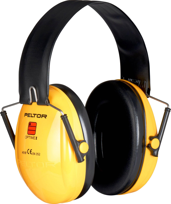 Kapsel-Gehörschutz mit verstellbaren Kapseln