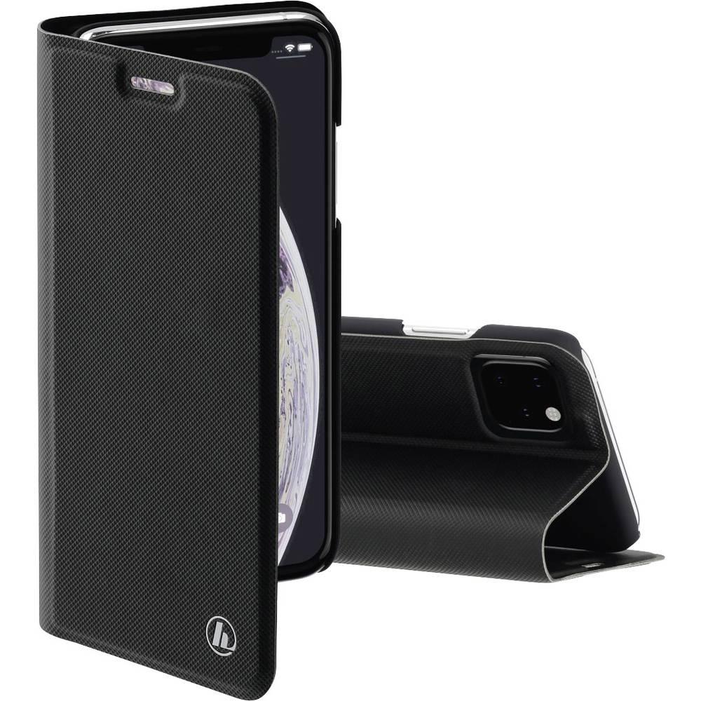 Hama Slim Pro Booklet Apple iPhone 11 Pro Svart