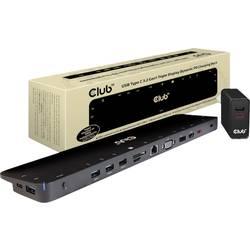 USB-C ™ notebook dokovacia stanica club3D Vhodné pre značky: univerzálny