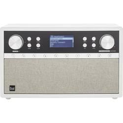 N/A Dual Radiostation IR 105S, AUX, Bluetooth, internetové rádio, strieborná