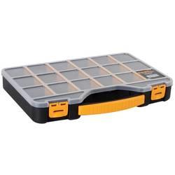 Krabička na drobné súčiastky Velleman OMR18, Priehradiek: 18, 420 x 305 x 61