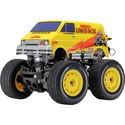 RC model auta monster truck Tamiya Lunch Box Mini, komutátorový, 1:24, 4WD (4x4), BS