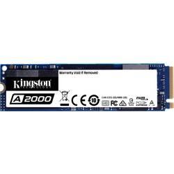 Interný SSD disk NVMe / PCIe M.2 Kingston A2000 SA2000M8/250G, 250 GB, Retail, M.2 NVMe PCIe 3.0 x4
