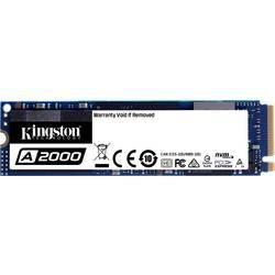 Interný SSD disk NVMe / PCIe M.2 Kingston A2000 SA2000M8/500G, 500 GB, Retail, M.2 NVMe PCIe 3.0 x4
