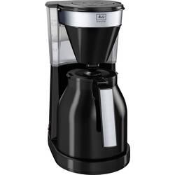 Kávovar Melitta 1023-08, čierna, nerezová oceľ