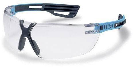 uvex i-vo 9160076 grau schwarz-grau Schutzbrille Arbeitsschutzbrille neu
