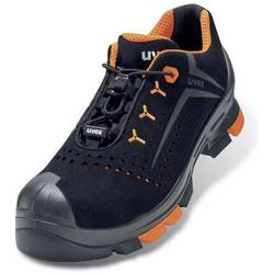 Bezpečnostná obuv ESD (antistatická) S1P Uvex 2 6501242, veľ.: 42, čierna, oranžová, 1 pár
