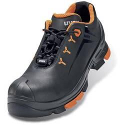 Bezpečnostná obuv S3 Uvex 2 6502239, veľ.: 39, čierna, oranžová, 1 pár