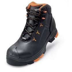 Bezpečnostná obuv S3 Uvex 2 6503239, veľ.: 39, čierna, oranžová, 1 pár