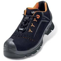 Bezpečnostná obuv ESD (antistatická) S1P Uvex 2 Vibram 6521239, veľ.: 39, čierna, oranžová, 1 pár