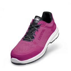 Bezpečnostná obuv ESD (antistatická) S1P Uvex 1 sport 6597242, veľ.: 42, purpurová, 1 pár