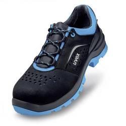 Bezpečnostná obuv ESD (antistatická) S1 Uvex 2 xenova® 9554839, veľ.: 39, čierna, modrá, 1 pár