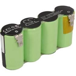 Náhradný akumulátor pre elektrické náradie, CS Cameron Sino CSGRA881PW, 4.8 V, 3600 mAh, Ni-MH