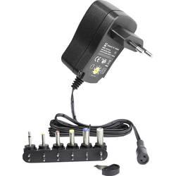Zásuvkový adaptér s redukciami, nastaviteľný HN Power HNP12-UNI, 12 W, 1.0 A