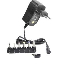Zásuvkový adaptér s redukciami, nastaviteľný HN Power HNP06-UNI, 7.2 W, 0.6 A