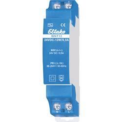 Sieťový zdroj na montážnu lištu (DIN lištu) Eltako WNT12-12VDC-12W/1A, 1 x, 1 A, 12 W