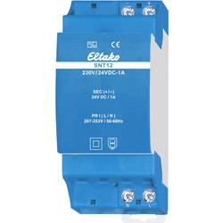 Sieťový zdroj na montážnu lištu (DIN lištu) Eltako SNT12-230V/24VDC-1A, 1 x, 1 A, 24 W