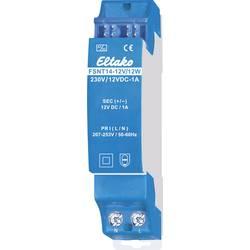 Sieťový zdroj na montážnu lištu (DIN lištu) Eltako FSNT14-12V/12W, 1 x, 1 A, 12 W