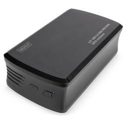 8,9 cm (3,5 palca) kryt pevného disku, USB krabička 3.5 palca Digitus DA-71117, USB 3.2 Gen 1 (USB 3.0)