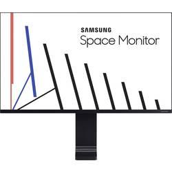 Samsung S27R754QEU LED monitor 68.6 cm (27 palca) en.trieda C (A ++ - E) 2560 x 1440 px WQHD 4 ms HDMI ™, mini DisplayPort VA LED