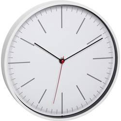 Quartz nástenné hodiny TFA Dostmann 60.3049.02, biela