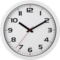 Quartz nástenné hodiny TFA Dostmann 60.3050.02, biela