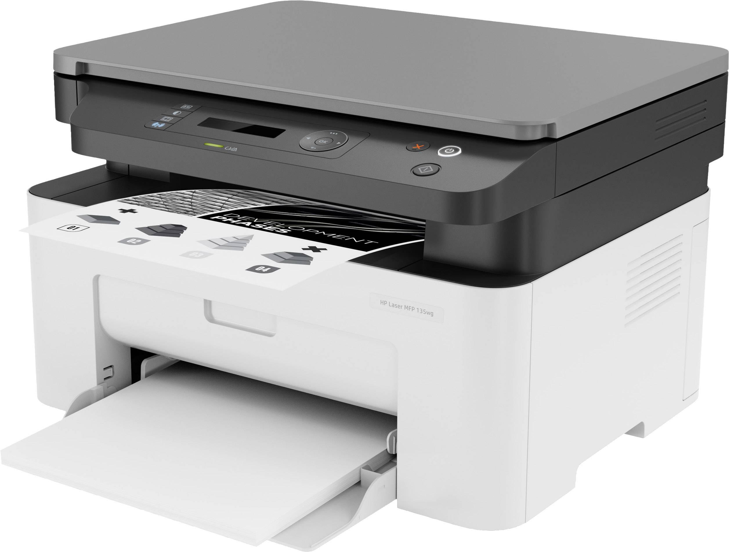 Schwarzwei/ß Drucker, Scanner, Kopierer, Fax, LAN, Airprint HP LaserJet Pro M227fdn Laserdrucker Multifunktionsger/ät wei/ß