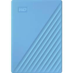 "Externý pevný disk 6,35 cm (2,5"") WD My Passport, 2 TB, USB 3.2 Gen 1 (USB 3.0), modrá"