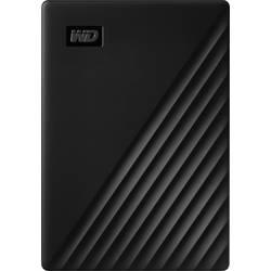 """Externý pevný disk 6,35 cm (2,5"""") WD My Passport, 4 TB, USB 3.2 Gen 1 (USB 3.0), čierna"""