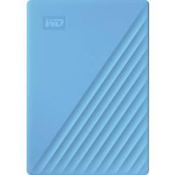 "Externý pevný disk 6,35 cm (2,5"") WD My Passport, 4 TB, USB 3.2 Gen 1 (USB 3.0), modrá"