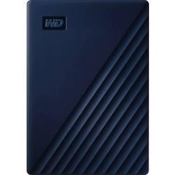 """Externý pevný disk 6,35 cm (2,5"""") WD My Passport for Mac, 5 TB, USB-C™, modrá"""
