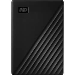 """Externý pevný disk 6,35 cm (2,5"""") WD My Passport, 5 TB, USB 3.2 Gen 1 (USB 3.0), čierna"""