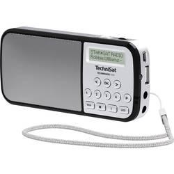 N/A TechniSat Techniradio RDR, AUX, USB, strieborná