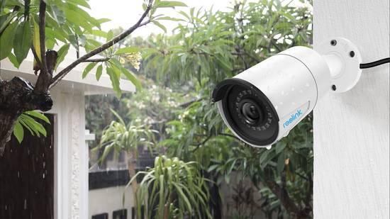 IP-Kameras für Außen und Innen