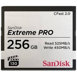CFast pamäťová karta, 256 GB, SanDisk Extreme PRO® SDCFSP-256G-G46D