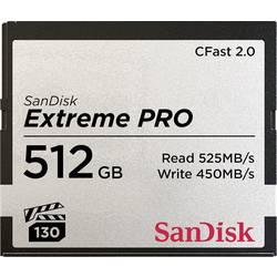 Image of SanDisk Extreme PRO® CFast-Karte 512 GB